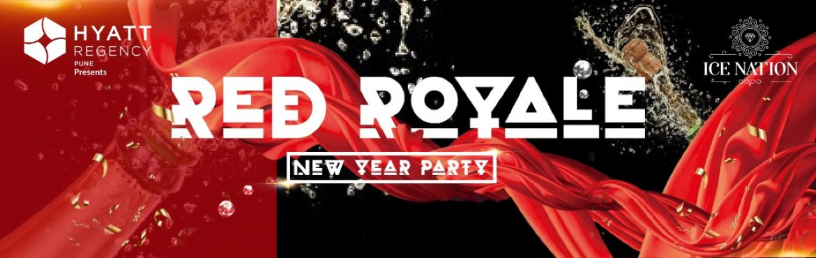 Book Online Tickets for RED ROYALE:NEW YEAR PARTY, Pune. Get FLAT 10% Off on this Event. Use Code: ENRN223 Offer Valid Till 31st Dec **THE RED ROYALE:NEW YEAR PARTY**     @ HYATT Regency, Viman Nagar Puneis here with bigger bang this year.Celebrate your NYE 2020 with your Friends and Family.This year we ho