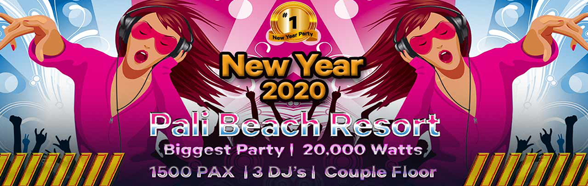 Book Online Tickets for NYE 2020 at Pali Beach Resort and Waterp, Mumbai. TOP rated party with a legacy of 10+ years in this Mumbai Resort.  Pali Beach Resort & Waterpark's New Year Eve Parties are always popular with the masses due to the affordable rates and the value for money you get either as a couple a fami