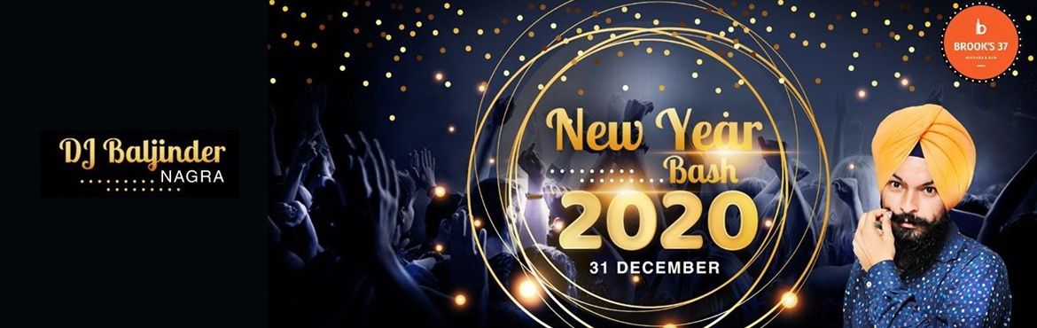 Book Online Tickets for New Year Bash 2020, Bengaluru.  New Year Bash 2020 Groove Into 2020 New Year Party Bangalore, We are all set to say bye-bye to 2019 with great energy. Let\'s Enjoy this new year with us. Artist : DJ Baljinder nagra music : Bollywood / Commercial Unlimited Food & Drinks Pa