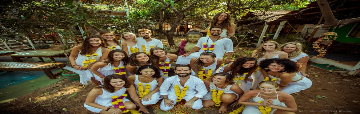 Book Online Tickets for 100 Hour Yoga Teacher Training Goa, Indi, Goa.  This is a totally new and exciting Hatha Yoga Course for us at Kranti Yoga school in Goa. Join us for100 hour Immersion in Hatha Yogaand The Subtle Body. This Hatha Yoga Course will provide the perfect opportunity for you to connec