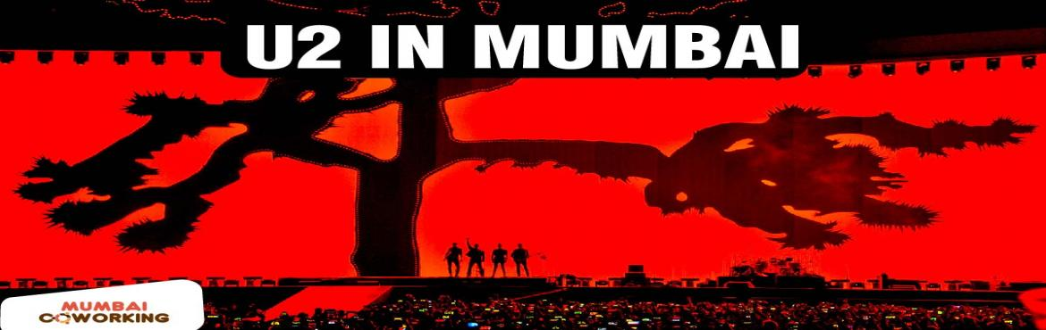 Book Online Tickets for U2 in Mumbai 15 Dec 19, Navi Mumba.   On 15th December, the U2 band will be performing for the first time in India at Mumbai. U2 will be bringing their 'U2: The Joshua Tree Tour,' which has been a record-breaking smash hit tour. The U2 in Mumbai will also be the final