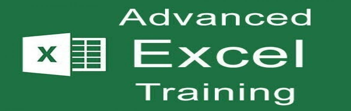 Book Online Tickets for Advanced Excel With Formulas, Charts, Pi, Pune. Overview TheAdvanced Excel Courseis designed for executives who are already familiar with the basics of Microsoft Excel, and who would like to work with more advanced features of Microsoft Excel that help in improving their efficien