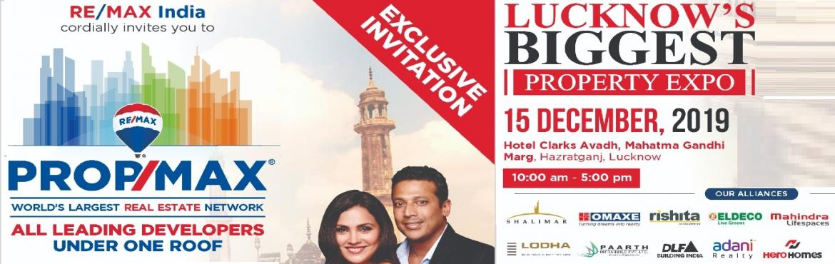 Book Online Tickets for Lucknow Property Show 2019, Lucknow. This is a grand invite to the leaders of the real estate industry, an opportunity to create a new horizon in the industry altogether. A world class opportunity awaits the real estate developers to come together and network with an elite clientele of