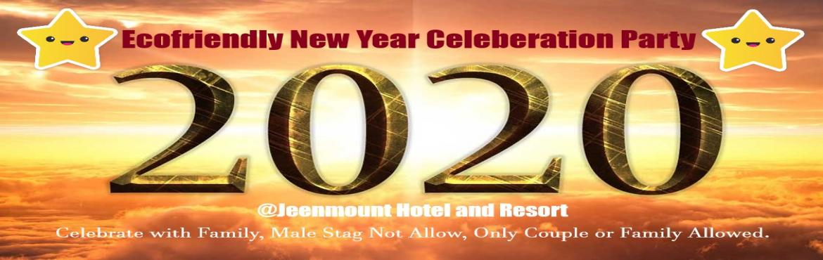 Book Online Tickets for Celebrate New Year 2020 Evening with Eco, Jaipur. New Year Evening celebration party based on Ecofriendly theme on 31st December 2019 at New opening Heritage Looking Jeenmount Hotel and Resort. Our complete celebration party is based on ecofriendly theme like light music environments and surrounded