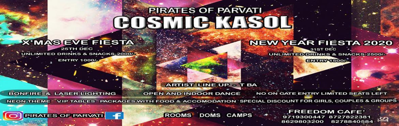 Book Online Tickets for COSMIC KASOL NEW YEAR FIESTA 2020, Kasol. Knock Knock.. \