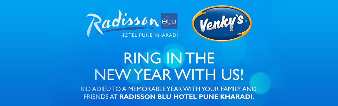 Book Online Tickets for New Year Event At Radisson TGKF, Pune.     Extended Authentic North-West Frontier Cuisine Buffet   Geet & Gazal Live Performance by Duet   Perfect Ambiance suited for Family, Friends & Couples   Dedicated Table till Midnight   Unlimited Premium Imported Drinks & Soft Bev