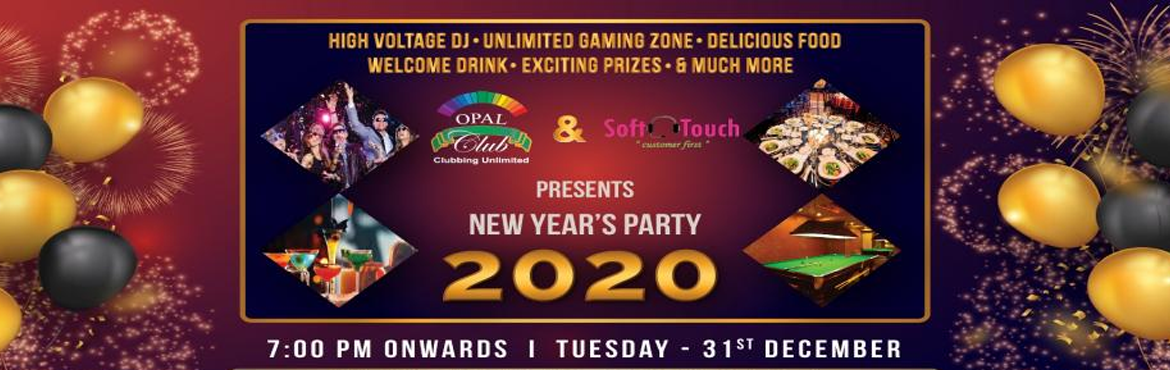 Book Online Tickets for New Year Eve Party at Opal Club, Gandhinaga. Take a break from all your busy schedules, stress, deadlines and the other monsters you deal with everyday and make a day of it by heading to OPAL Club, Gandhinagar. We are hosting a New Year's Eve Party this year. We had love to have you join
