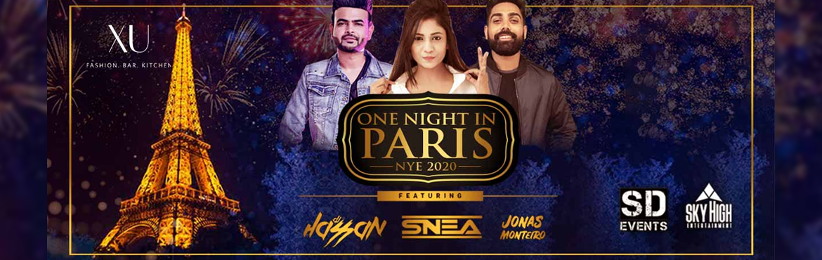 Book Online Tickets for One Night in Paris NYE 2020, Bengaluru. GetFLAT 10% Off on this Event. Use Code:ENPN276 Offer Valid Till 31st Dec One Night in Paris NYE 2020 One night in Paris NYE 2020 at XU Looking to see in the New Year in style? 10, 9, 8, 7, 6, 5, 4, 3, 2, 1... 0: One Night in Paris at XU