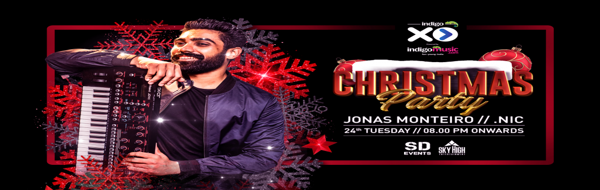 Book Online Tickets for Tuesday Christmas Party At : Indigo XP (, Bengaluru. Tuesday 24th December Christmas Party At: Indigo XP (Koramangala) Ft DJ Jonas Monterio & DJ Nic  Couples & Ladies Free Entry Till 9:30pm On Each Ticket.. Free Drinks For Ladies On Each Ticket.. Stag Male Anytime Cover Charge.. Event By -