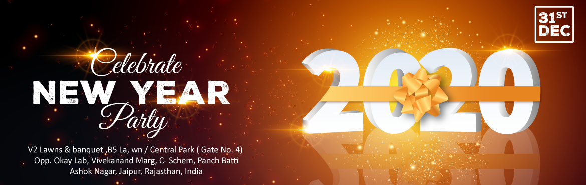Book Online Tickets for NEW YEAR BASH 2020 V2 Lawn , Jaipur.  NEW YEAR BASH 2020 V2 Lawn & Banquet :   Lavish Dinner (50 Pakwans) Unlimited Mocktails Non-Stop Rock Music Funny Games & Tattoo Kids Zone Selfie Point Fireworks at Midnight Bonfire 7000 Sq. Ft. Big Party Space Attracactive Gifts f