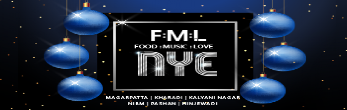 Book Online Tickets for FOOD MUSIC LOVE NYE High 2020 AT FML Hin, Pune. We\'ve got the most exclusive New Year\'s Eve party anywhere! Come spend the last night of the year with us, your family, gang and just everybody you love! THREE LIVE DJs set to rock your socks off all night long, as we bring in 2019 in style with CO