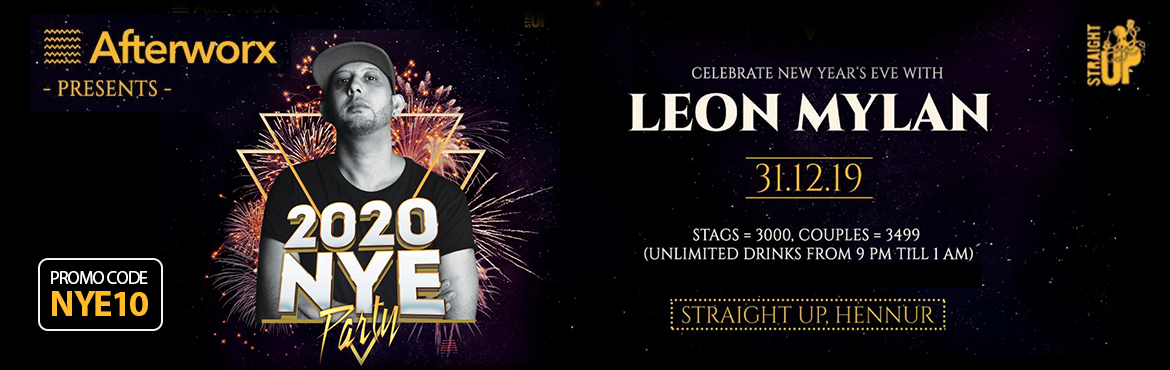 Book Online Tickets for 2020 NYE Party at Straight Up Hennur, Bengaluru. Beginning of a brand new year calls for something memorable. Step into the year 2020 , with the biggest and the most happening party in the city. The 2020 NYE Party at Straight Up Hennur , is going to be as massive as it can be in a single evening. W