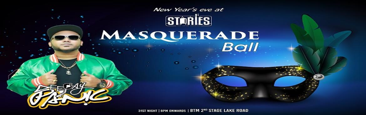 Book Online Tickets for New Year Eve 2020 Masquerade Ball | Ench, Bengaluru. #NYE Stories Magical, Surreal, Glimmer, Vivid, Elegant. Where we are going with this? Into the NEW YEAR with an event.. hold that... two events under One roof! Well!! We are laying down the options for you on the table.. choice is yours! Enchanted Ga