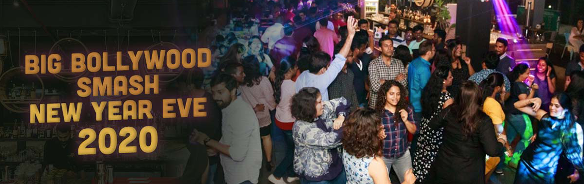 Book Online Tickets for Big Bollywood Smash New Year Eve 2020, Bengaluru. Big Bollywood Smash New Year Eve 2020 Shimmer your new year\'s eve with the most phenomenal event in town! Gypsy Turtle brings you the legendary well worn gala. Groov your body to the beats from Bollyword by the Voguish. Ginger it up with some Belly