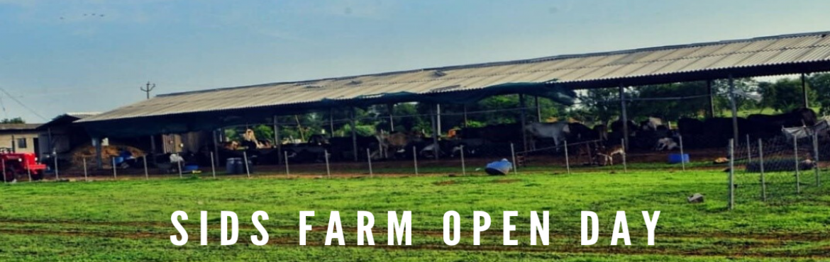 Book Online Tickets for SIDS FARM OPEN DAY, Hyderabad. Come down with your family and friends to spend some time outside the city pollution enjoying the countryside on our farm. Sid\'s farm is a natural dairy farm. We have some cows, buffalos, ducks, geese, dogs, cats and a turkey at our farm. You can sp