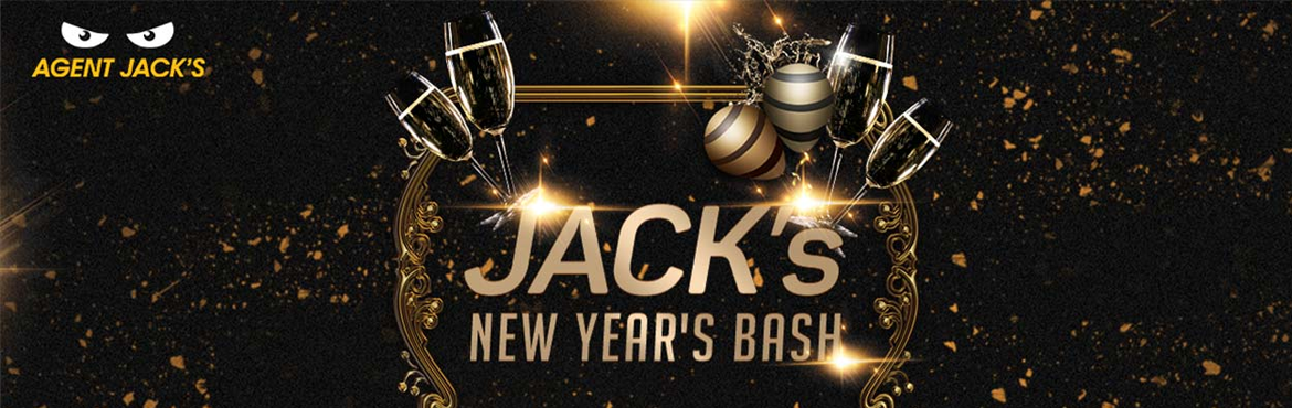 Book Online Tickets for Jacks NYE Bash 2020 At AGENT JACKS Viman, Pune.  We\'ve got the most exclusive New Years Eve party in town. Come spend the last night of the year with us, your family, gang and just everybody you love! THREE LIVE DJS set to rock your socks off all night long, as we bring in 2019 in style with