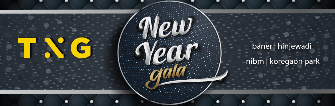Book Online Tickets for The New Year Gala 2020, Pune.   We\'ve got the most exclusive New Years Eve party in town.Come spend the last night of the year with us, your family, gang and just everybody you love!THREE LIVE DJS set to rock your socks off all night long, as we bring in 2019 in style