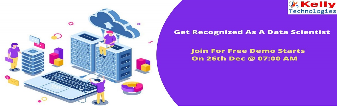 Book Online Tickets for Enroll For Data Science Free Demo By Kel, Hyderabad. Planning at making a career in the advanced profession of Data Science? Here is the best chance to avail a direct interaction with the most promising experts in the trending technology. Master your knowledge of all the advanced applications of