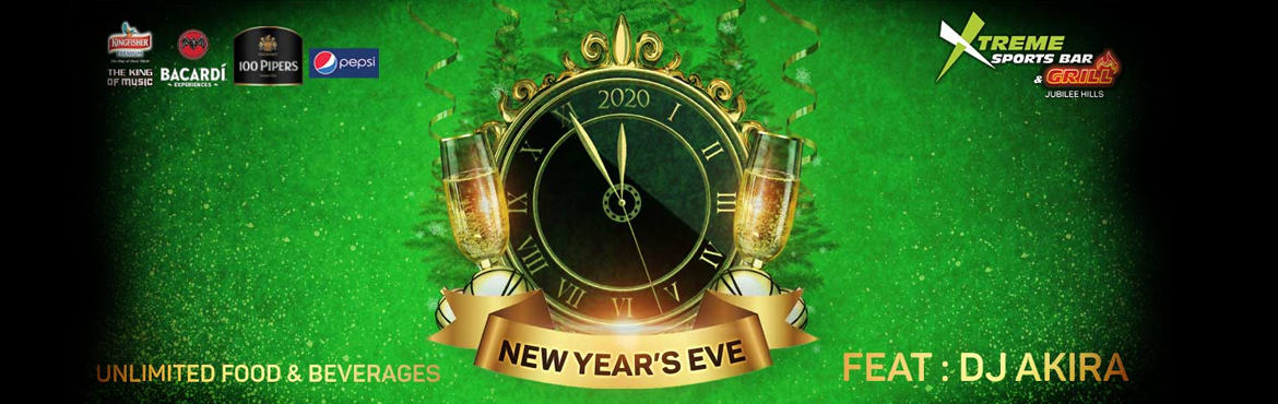 Book Online Tickets for New Year Eve 2020 at Xtreme Sports Bar a, Hyderabad. This new year come to XTREME SPORTS BAR and welcome the New year 2019 in a rocking way. DJ AKIRA is at Xtreme Jubilee Hills, bringing the house down, ready to party hard all night. DJ AKIRA: DJ AKIRA is the youngest dj player and is the new gene