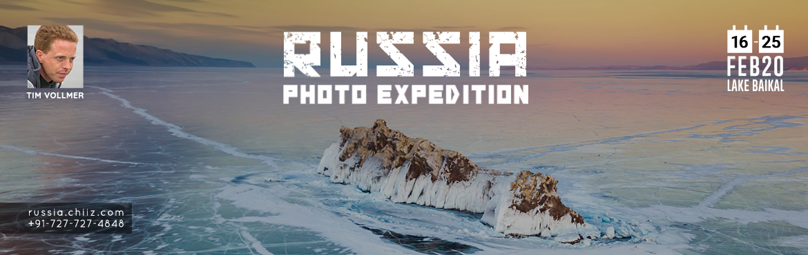 Book Online Tickets for Russia Photo Expedition, Irkutsk.  Whatever you thought about Russia, it's probably wrong. This photo tour will take you to one of the most exciting ice places on earth. We will spend plenty of time on the ice, crossing the lake in vehicles and stopping at various islands