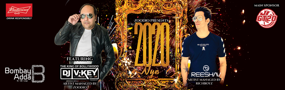 Book Online Tickets for ZOODIO PRESENTS NEW YEARS 2020, Mumbai.    As we recede a bid Goodbye to 2019 - This year ZOODIO EVENTS shall be hosting its 1st  new years eve gathering –