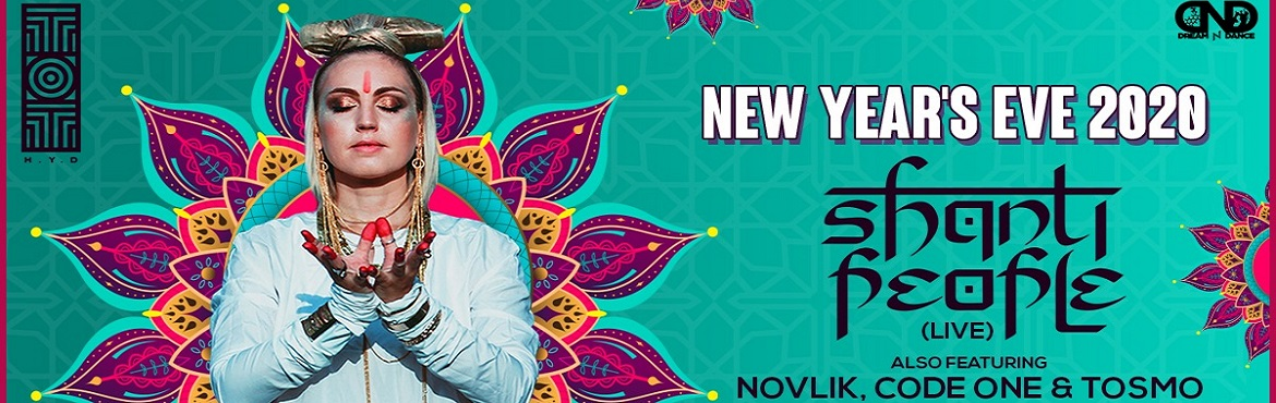Book Online Tickets for NYE 2020 - Shanti People Live at TOT Hyd, Hyderabad. This exceptional celebration welcoming 2020 to our lives, is simply the best way to move on from the current year into a colourful future ahead! The positivity and vibes that Shanti People deliver, featuring Melodious Sanskrit verses in Uma Devi