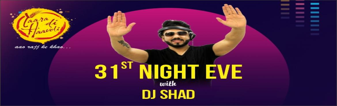 Book Online Tickets for YaaraDiHaaveli - 31st Night Eve with DJ , Pune. It\'s Time For the Biggest Celebration of the Year. It\'s Time to Get Together and celebrate the New Year with Your Loved Ones! Come and be a part of New Year Eve 2020, an unforgettable experience with Yaara Di Haaveli. Be ready to roll with all the