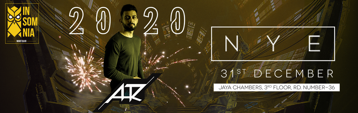 Book Online Tickets for NYE 2020 at Insomnia Night Club, Hyderabad. Live DJ Performance by DJ A RUPAREL He is a very well known DJ of Hyderabad,  He is into Bollywood, EDM, Hip hop & Commercial music Artist : DJ A RUPAREL