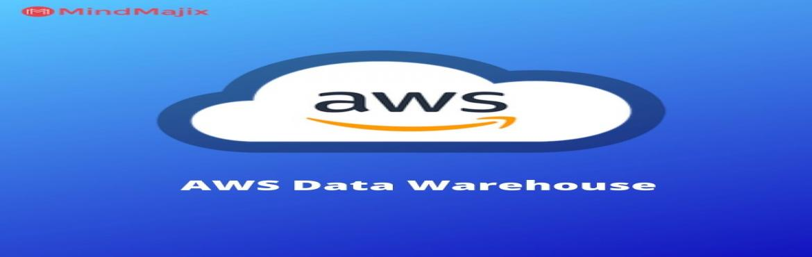 Book Online Tickets for Boost Your Career With AWS DataWareHouse, Bengaluru. Mindmajix\'s provides the latest AWS DataWareHouisng Training- 2020 from Beginners to advanced levelIn this course, you will learn concepts, strategies, and best practices for designing a cloud-based data warehousing solution using Amazon Redsh