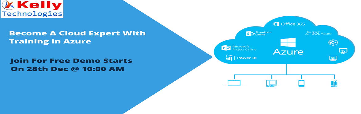 Book Online Tickets for Attend For Free Azure Demo Session and I, Hyderabad. This free demo session on Azure is mainly scheduled with the intent of elevate the rising for the skilled for Microsoft Azure professionals across the IT & Corporate domains. Attendees of this program will get the chance to interact with th