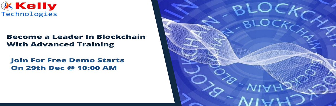 Book Online Tickets for Register For Blockchain Free Interactive, Hyderabad. The Blockchain is the distributed database technology of public ledger of transactions that maintains the continuous growing list of records named as blocks. The blockchain is the technology which is underpinning the Bitcoin Virtual currency and has