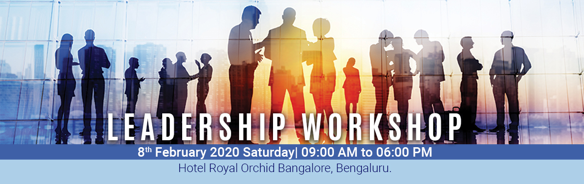 Leadership workshop a training event for interested individuals in India who would like to receive an experience-based training for the Life-Long Jour