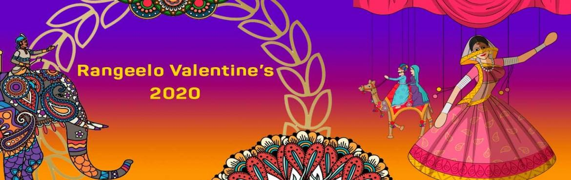 Book Online Tickets for Rangeelo Valentine 2020 , Bengaluru. Come & celebrate Valentine\'s Day with THE GLOBAL ROUTERS on 14th February, 2020; join us for a evening full of Rajasthani-themed entertainment with colour, love, folk music and dance by award-winning artists and musicians of Mewar origin, lip-sm