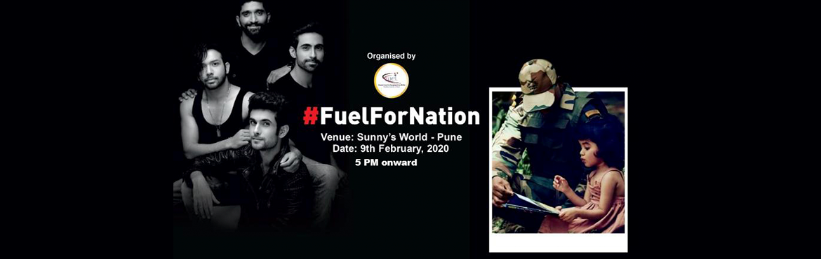 Book Online Tickets for Sanam FUEL Fundraising Concert- Girls sc, Pune.  Sanam FUEL Fundraising Concert- Girls scholarships Fuel Aptitude championship 2020- A fundraising Musical Concert by the Sanam band ishosted by Fuel. This Concert is arranged to celebrate the success of fuel. Aptitude Championsparticipants. Th