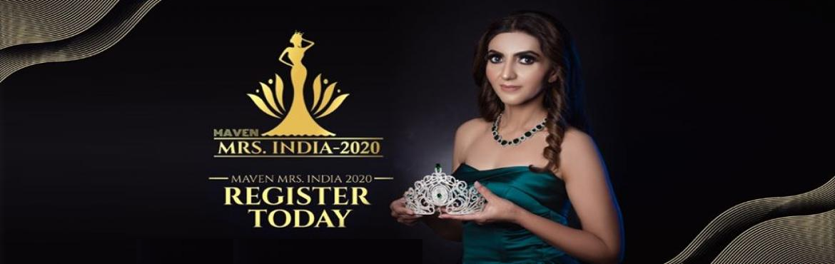 Book Online Tickets for Maven Mrs India 2020 Auditions in Bangal, Bengaluru.  Are you ready for Maven Mrs India 2020 Auditions in Bangalore? Bangalore, also known as Bengaluru is one of the megacities and considered to be the third-most populous city of India. If you are enthusiastic enough, come up and represent your city by