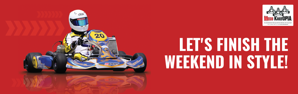 Book Online Tickets for Outdoor and Recreational Activity, Bengaluru. Meco Kartopia is the only Karting track in Bangalore built according to International Standards. This not only means it is a breeding ground for budding racers to practice but also a treat for Motorsport Enthusiasts. The track is approved by The Fede