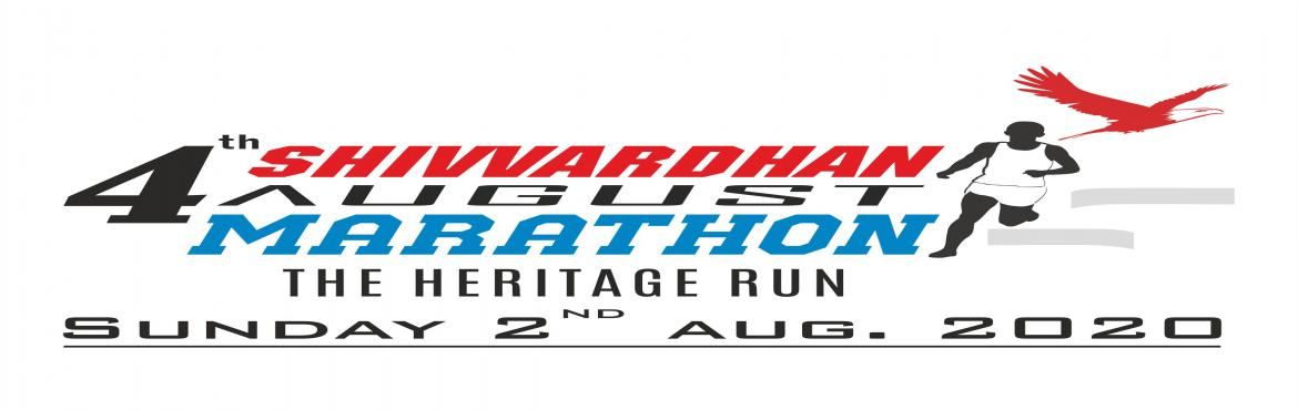 Book Online Tickets for 4th SHIVVARDHAN AUGUST MARATHON, Pune.  4th Edition of Shivvardhan August Marathon - The Heritage Run will be held on Sunday 2nd August 2020.  This unique run covers brings in social awareness while showcasing the rich culture of the City.  The run happens in three categori