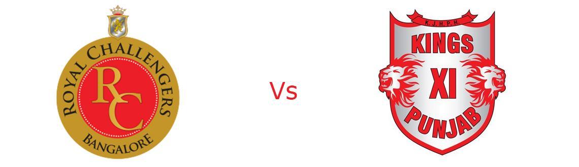 Royal Challengers Bangalore vs Kings XI Punjab@Chinnaswamy, Bengaluru