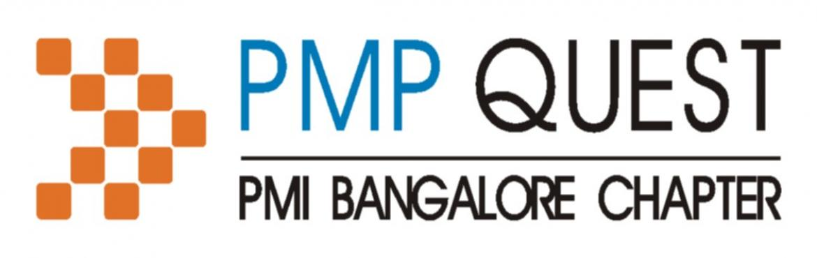 Book Online Tickets for PMP QUEST Online Training Program , Bengaluru.  PMP Certification and 35-hour mandatory training program The chapter conducts on a monthly basis training programs for project management practitioners who are aspiring to get PMP certified. The details of the program are as follows: 1. Eligib