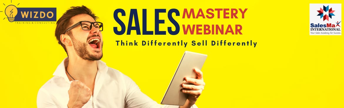 Book Online Tickets for Sales Mastery Workshop, . The Sales Mastery workshop is one of a kind workshop as it enhances your selling skills and teaches you the art and science of selling. Many who have gone through this workshop have come out successfully and have achieved more than their actual targe