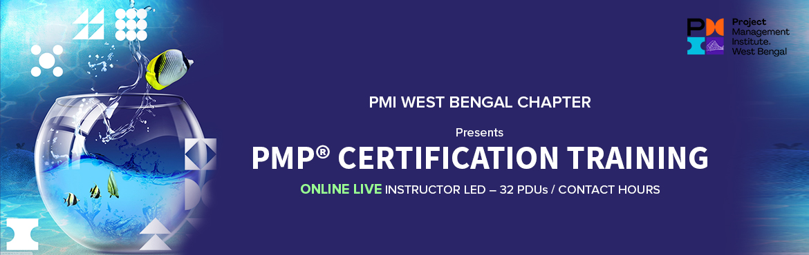 Book Online Tickets for PMP CERTIFICATION TRAINING, . PMP® CERTIFICATION TRAINING ONLINE LIVE INSTRUCTOR LED – 32 PDUs / CONTACT HOURS 2020 JULY 4, 5, 11, 12, 18, 19, 25, 26[8 x 4.5 Hrs – SAT & SUN only] INDIA – 5:00 PM ~ 9:30 PM | CENTRAL EUROPE – 1:30