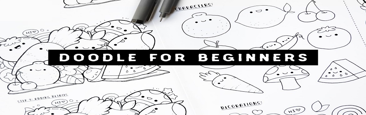 Book Online Tickets for Doodling workshop for Beginners, Hyderabad. What will you learn at this workshop? All you need is a childlike mind to explore and be creative. Learn the doodling basics. Doodling has various benefits like increased concentration, reducing stress, getting more creative, improving coordination.
