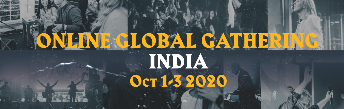 Book Online Tickets for Gathering 2020, .  We are thrilled to announce our Online Global Gathering 2020! Three nights of Worship with our HopeUC team and Teaching from guest Pastor Phil Pringle, Mark & Darlene Zschech, with more to come! At 7pm IST on Thursday 1st, Friday 2nd and Saturda