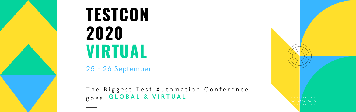 Book Online Tickets for TestCon 2020 Virtual, Bangalore. Testcon2020 will bring together hundreds of experienced like-minded people, who seek to improve their skills to fit new market requirements and stay tuned with the latest trends! TestCon 2020 is the testing conference that gathers people willing to e