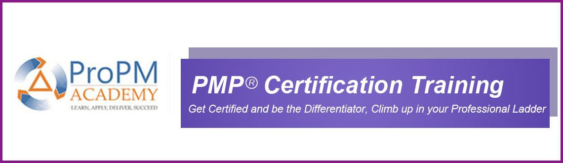 PMP  Exam Prep Program  (Fast Track Class Room Training ) -June - 13th,14th,15th & 16th