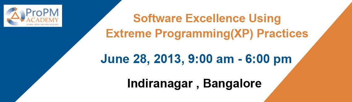 Software Excellence UsingExtreme Programming(XP) Practices a one day workshop Copy