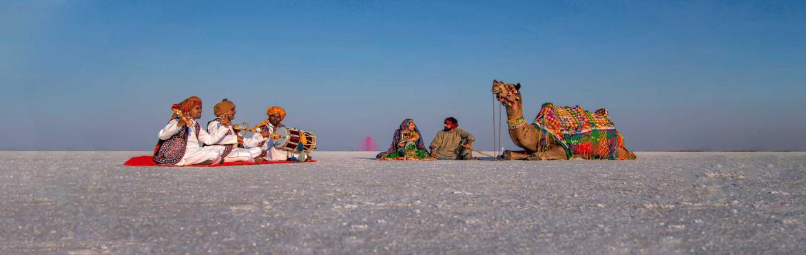 Book Online Tickets for Rann Of Kutch Full moon Package Mumbai t, Mumbai. Great Rann Of Kutch Festival – Full Moon Glory Date: 29th Jan - 1st Feb 2021Cost: Rs.8199/- Mumbai to Mumbai Tour Highlights  Blend the rich local art and culture of Dhordo – Kutch Handicraft artists weaving the beautiful art works