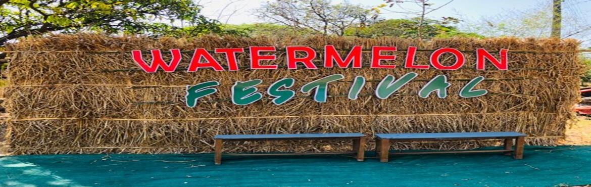 Book Online Tickets for Watermelon FESTIVAL 2021, Wada.  We oraginze watermelon festival every year to make people get more close to nature. The event is in wada at  SHIVAR AGRO TOURISM. Actives which are ging to be held are tractor ride, farm visit,experience watermelon plantation,enjoying