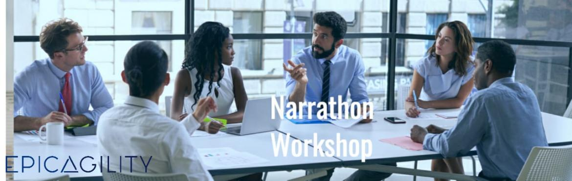 Book Online Tickets for Narrathon workshop 20 March 2021 by Epic, . Trainer -Jutta Ecksteinand John Buck Overview: NARRATHON - LEADING TO A CULTURE OF EXPERIMENTATIONA Narrathon, is a peer learning experience, where we will guide and mentor each other in capturing our learning as PROBES. Probes are define