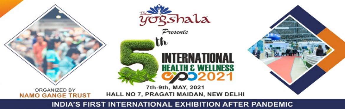 Book Online Tickets for 5th International Health Wellness Exhibi, New Delhi. Our flagship event \